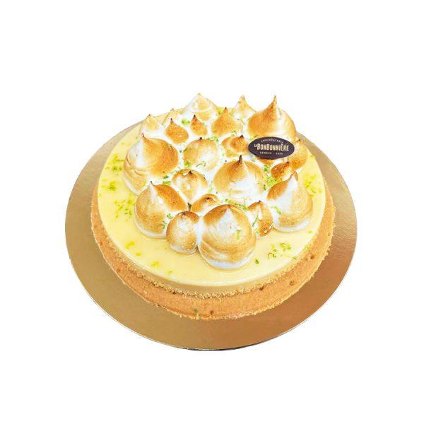 tarte au citron meringue geneve