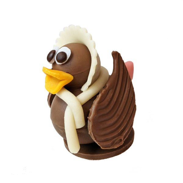 canard chocolat paques
