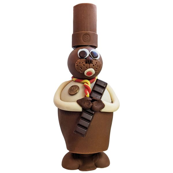lapin de paques chocolatier