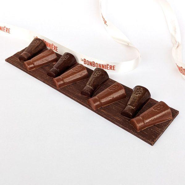 toques chocolat praline la bonbonniere
